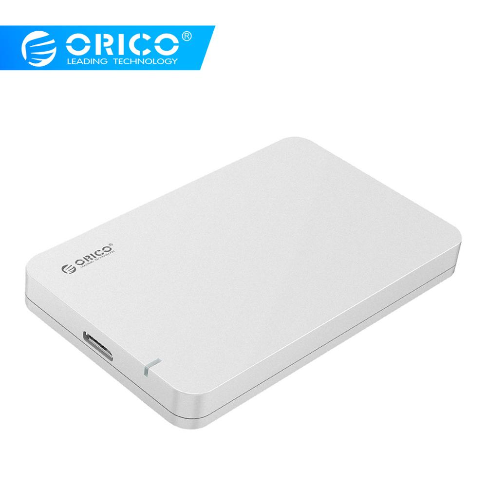 ORICO 2569S3 2.5 Inch USB 3.0 External Hard Drive Enclosure SATAIII 5GBPS UASP SuperSpeed Tool Free For SATA HDD And SSD