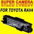 Автомобиль обратно обратного парковка автомобильная Камера заднего вида Для TOYOTA RAV4 Wireless-дополнительный водонепроницаемый HD ночного видения