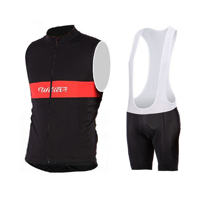 ФОТО cycling jersey vest man ropa ciclismo bicycle wear cycling clothing sleeveless maillot ciclismo hombre mtb black abbigliamento