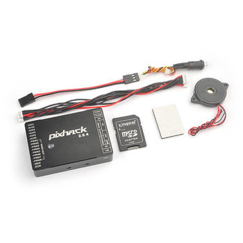 Pixhack 2.8.4Pro 32-bit Flight Controller improved version with CNC Aluminum alloy Case for FPV Drone Quadcopter