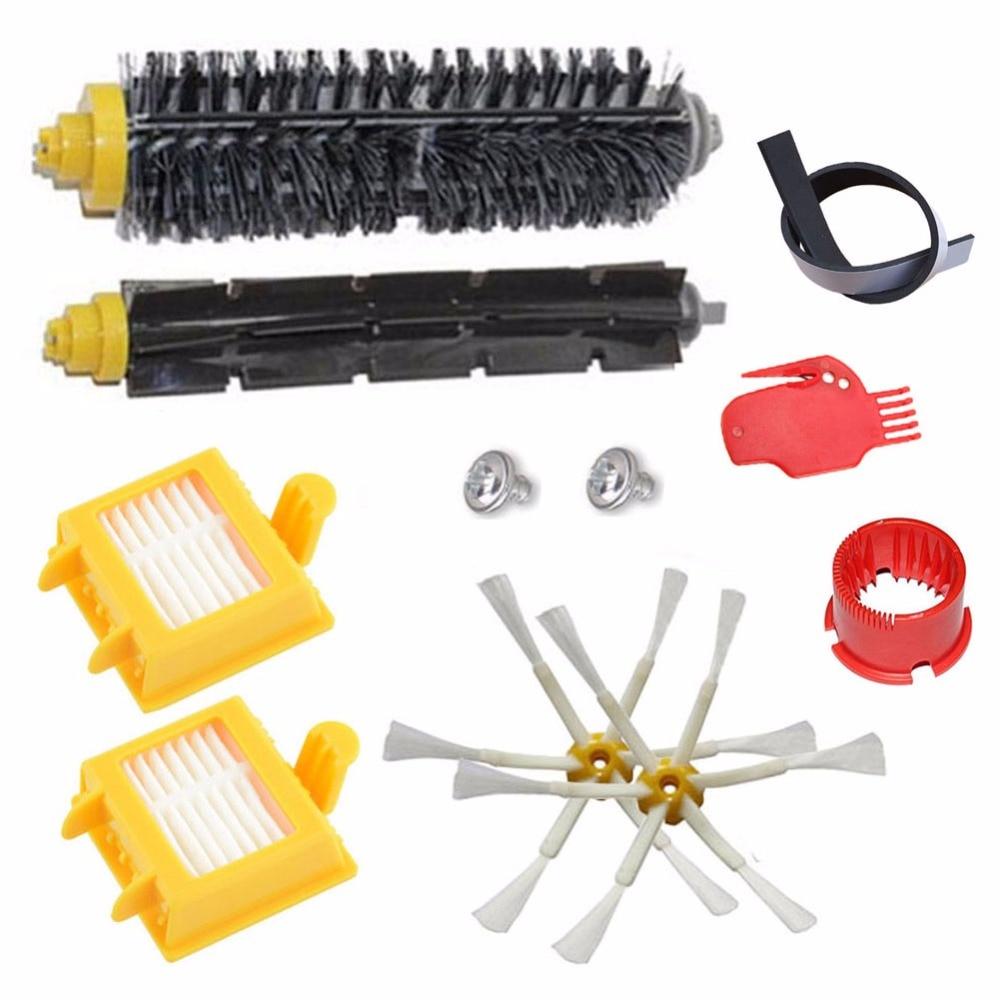 For irobot Rumba Vacuum Cleaner Roomba 700 Series Replacement Part Filter Brush