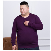 Plus size 10XL 9XL 8XL 6XL 5XL 4XL Brand 2017 New Autumn Winter Casual Sweater Men Fashion long Sleeve pullovers big large size