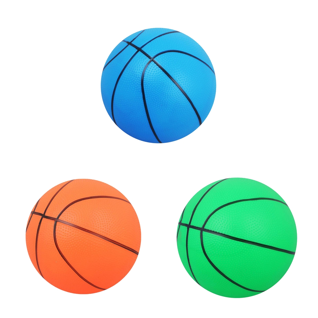 6inch Inflatable Basketball Kids Indoor Outdoor Pool Beach Party Ball Toy For Kids Sports And Play
