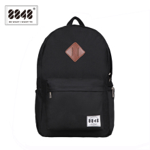 8848 Brand Backpack Men Travel Resistant Oxford Waterproof Material Backpacking Trendy Shoe Pocket Knapsack D020-3