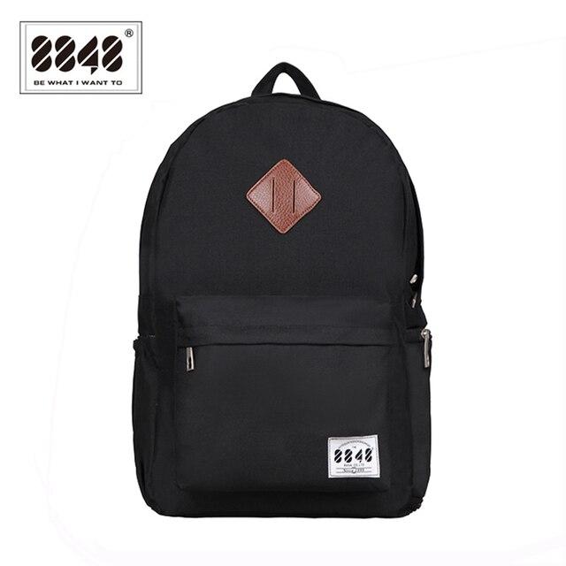 8848 Brand Backpack Men Backpack Travel Resistant Oxford Waterproof Material Backpacking Trendy Shoe Pocket Knapsack D020 3