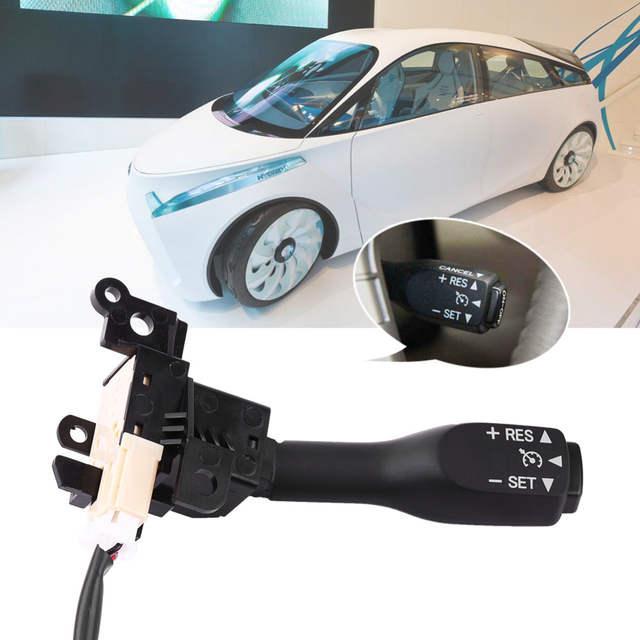 US $10 2 17% OFF|12V DC 1 Set Cruise Control Switch for Toyota Camry  Corolla Highlander RAV4 Matrix Tundra for Lexus Yaris 84632 34011 OEM-in  Car