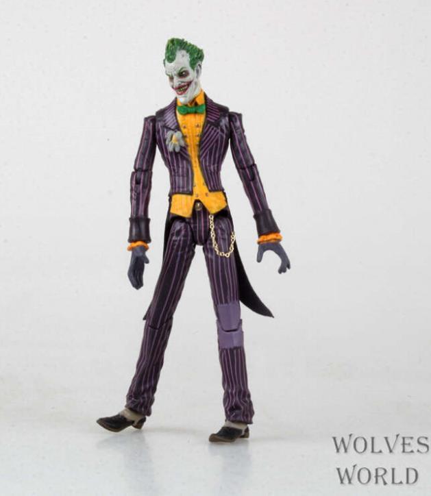Batman The Joker Acción PVC Figura de Colección Modelo de Juguete 7 \
