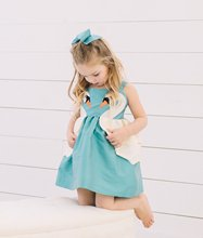 2019 toddler girl dresses hugo kids for girls flamingo print princess dress elegant party animal