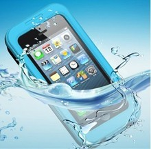 Free Shipping Waterproof Durable Water proof Bag Underwater Back Cover Case For Apple iPhone 5 5S