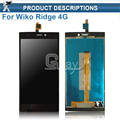 Original Quality LCD Display+Touch For Wiko Ridge 4G lcd screen Free Shipping