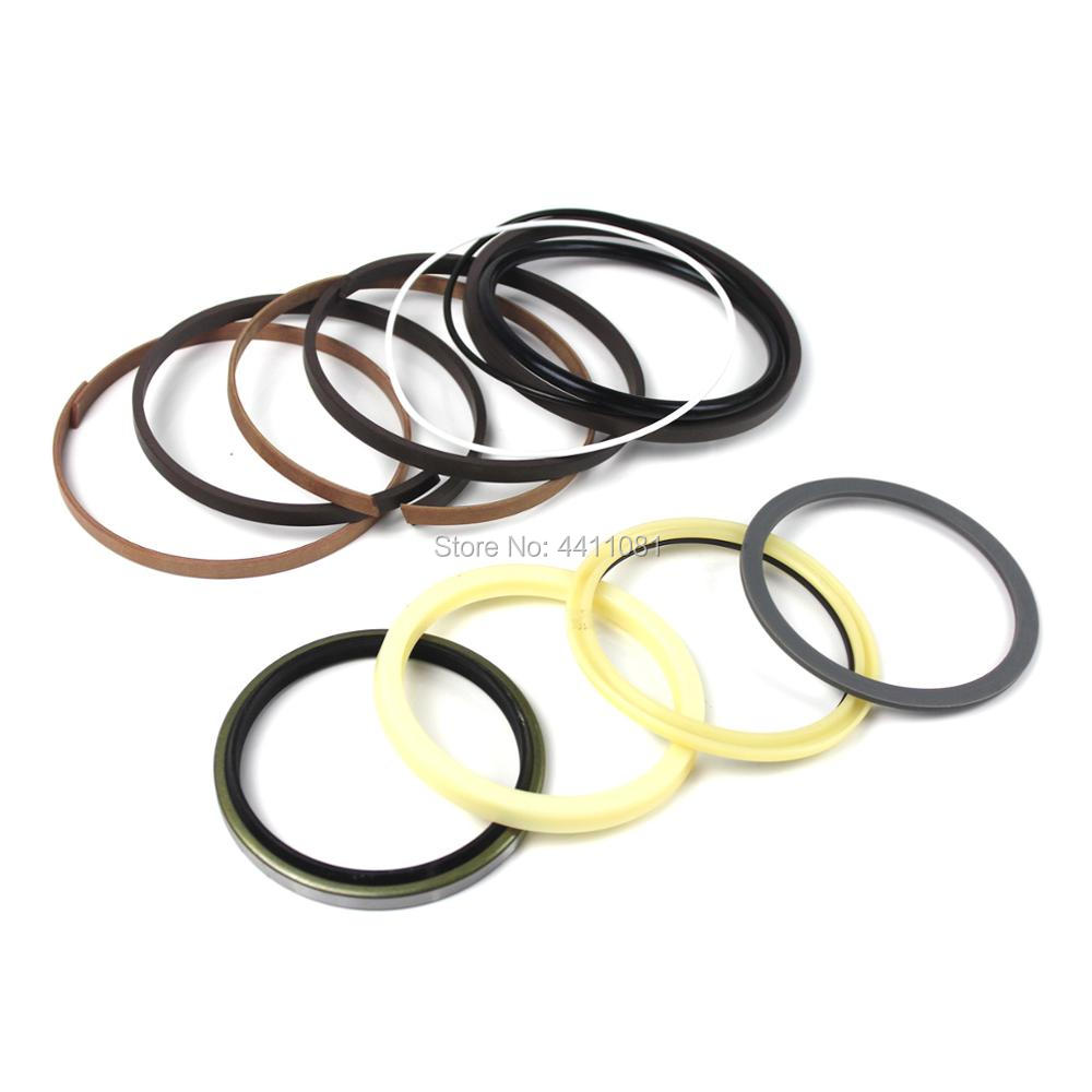 где купить 2 sets For Kobelco SK200LC mark IV Boom Cylinder Repair Seal Kit Excavator Service Kit, 3 month warranty дешево