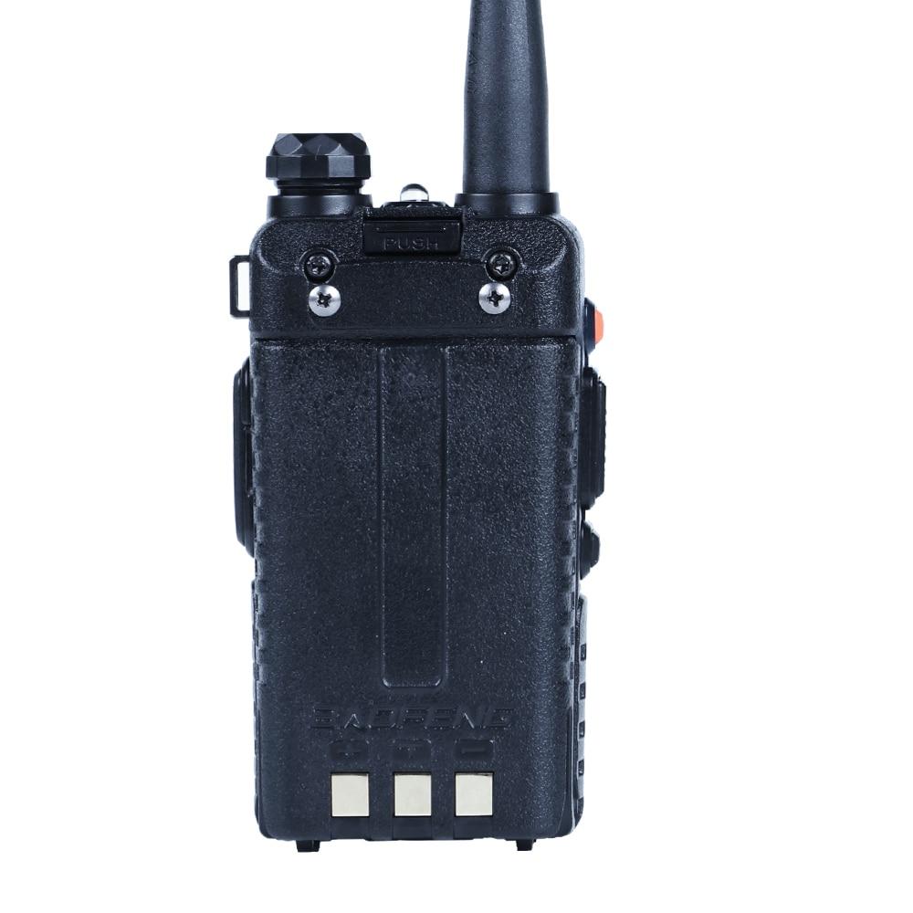 Baofeng UV-5R Handheld Two Way Radio Walkie Talkie For VHF UHF Dual Band Ham CB Radio Station 5