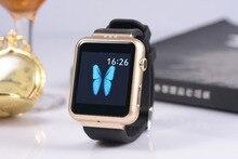 K8 smart watch k9หุ่นยนต์ที่มีกล้องสำหรับandroidโทรศัพท์สมาร์ทสนับสนุนซิมการ์ดios smart watch wifiโทรศัพท์iwo 1:1 zeblaze cosmo