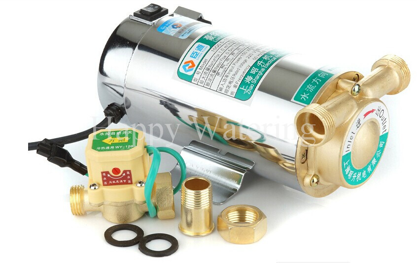 Household Automatic Water Pumps 100w Water Pressure