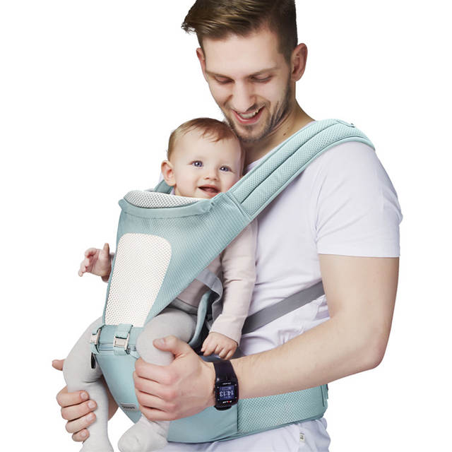 2d677c3fdb9a Baby Accessories 0-36 Months Multi-Purpose Child Carrier Hip Seat Babe  Sling Backpack Kangaroos Baby Wrap Portabebe