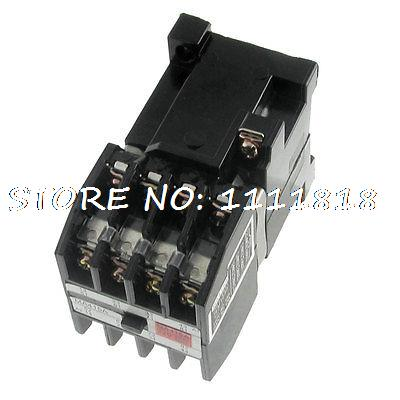 4NO 4NC 4Pole Auxiliary Relay AC 24V Coil 15A/110V 13A/220V 3 pole ac 0 63a 1a electric thermal overload relay 1 no 1 nc