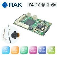 Q150 RAK5206 720P HD Wireless WiFi Video Module P2P Cloud Server 2 4G WiFi For Smart