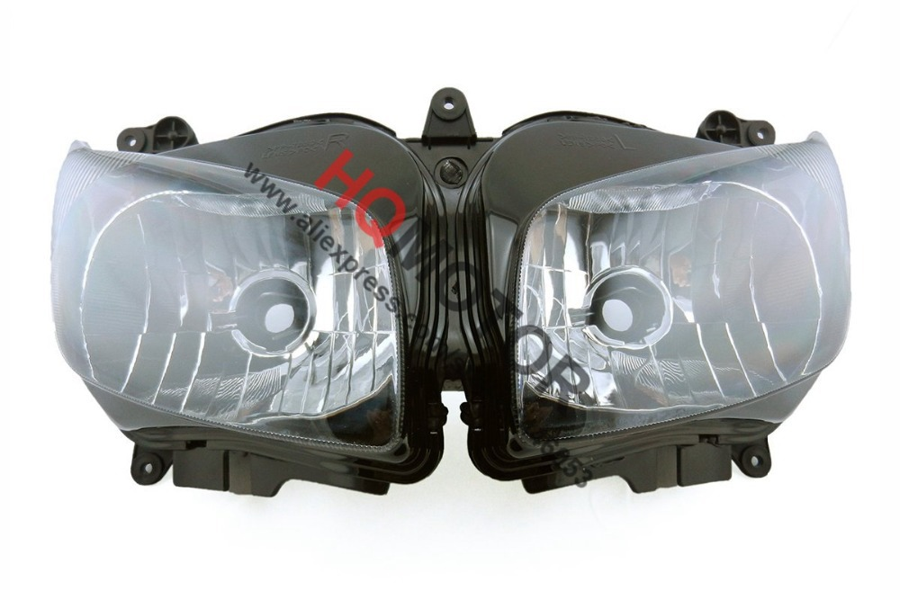 Headlight Assembly Headlamp For Yamaha FZ1 USA Version 2006 2007 2008 2009 right combination headlight assembly for lifan s4121200