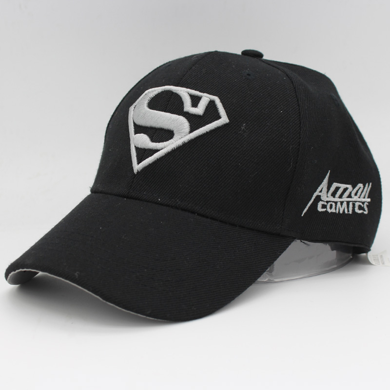 Quality Superman Cap For Women Men Outdoor Sports Hats Sun Proof Travel Golf Baseball Caps Fashion Headwear Gorras HT51179+20