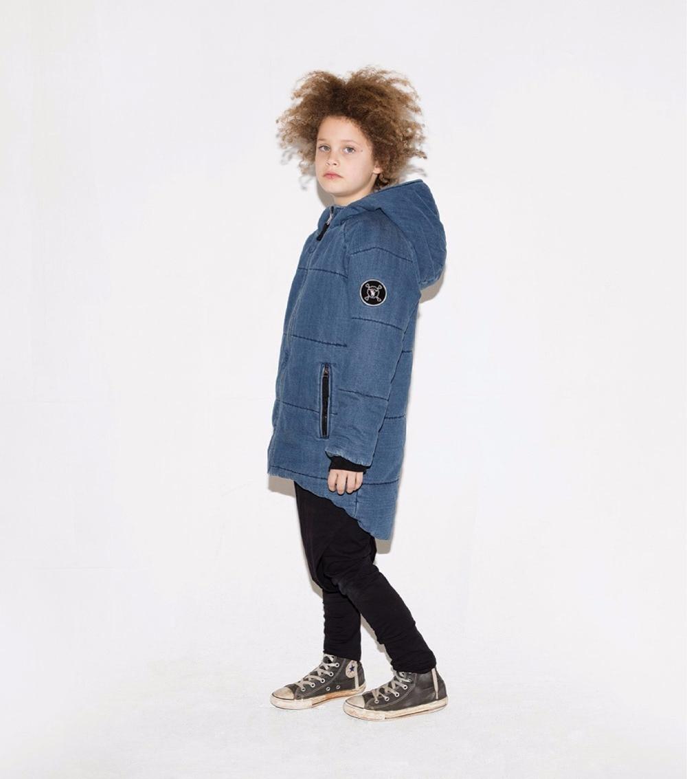 2017 WINTER KIDS NUNUNU  jeans COAT EYES PATTERN BOYS CLOTHING GIRLS CLOTHING KIDS CHRISTMAS CLOTHES VESTIDOS VETEMENT ENFANT футболка для мальчиков children boy clothes camisa 100% vetement garcon enfant girls tee shirts