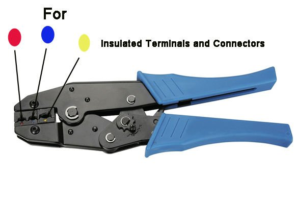Aliexpress Com Buy Ratchet Crimping Tool Pliers Crimps