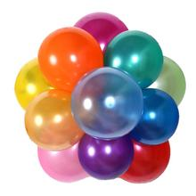 180 Pcs Thicken 12 Inch Pearl Balloon Wedding Room Layout Arch Molding Birthday Party Decorations Balloons