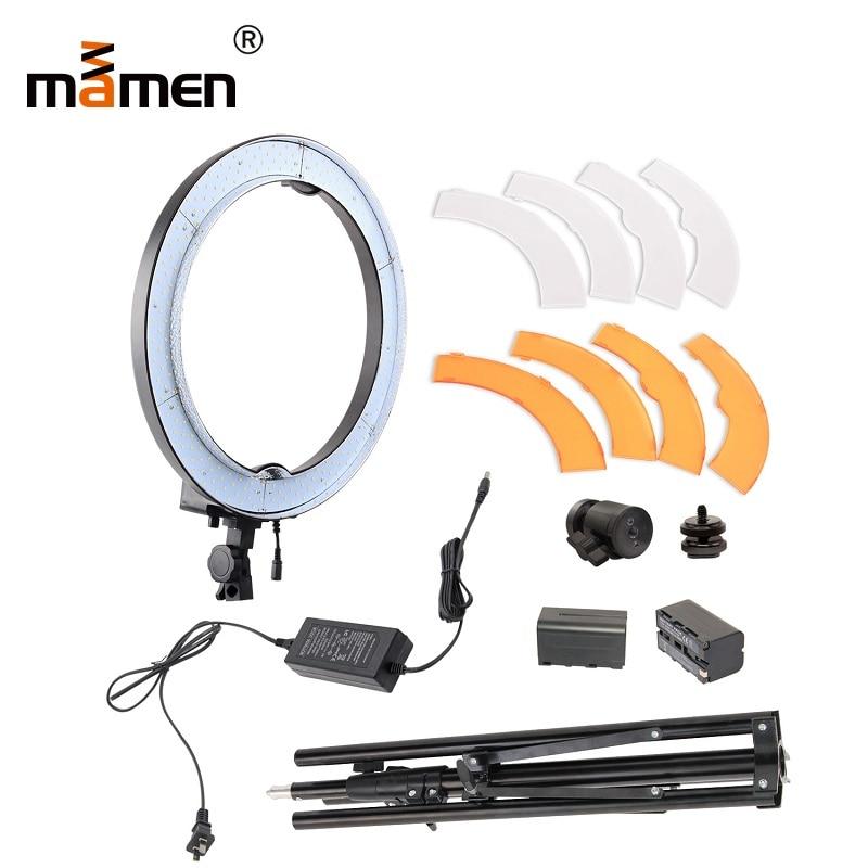 Mamen 5500K 4800LM 55W iluminación de la fotografía cámara de - Cámara y foto