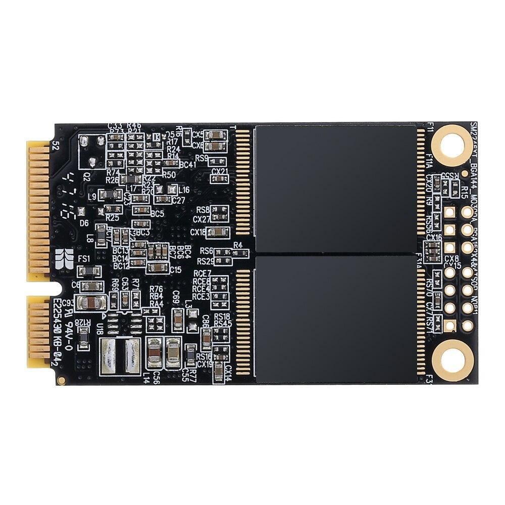 512GB mSATA Hard Drive SSD 512 gb Mini Pcie mSATA module For Laptop 3 5 mm