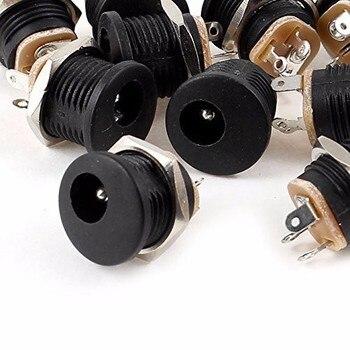 DC Мощность Разъем 5,5x2,5 мм шасси Панель крепление кабель с разъемом Jack|socket extender|socket 478 ddr2 motherboardsocket am3 | АлиЭкспресс
