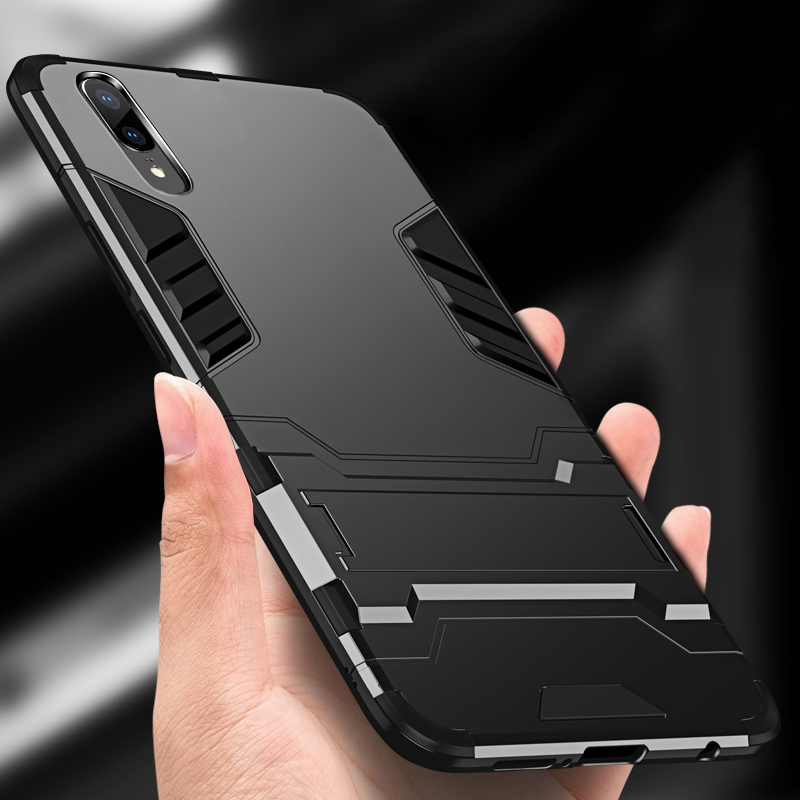 360 Degree Full Protection Armor Case For Huawei Mate 10 Pro P8 P9 P10 P20 Plus Lite Screen Protector Camera Protect Cover Shell