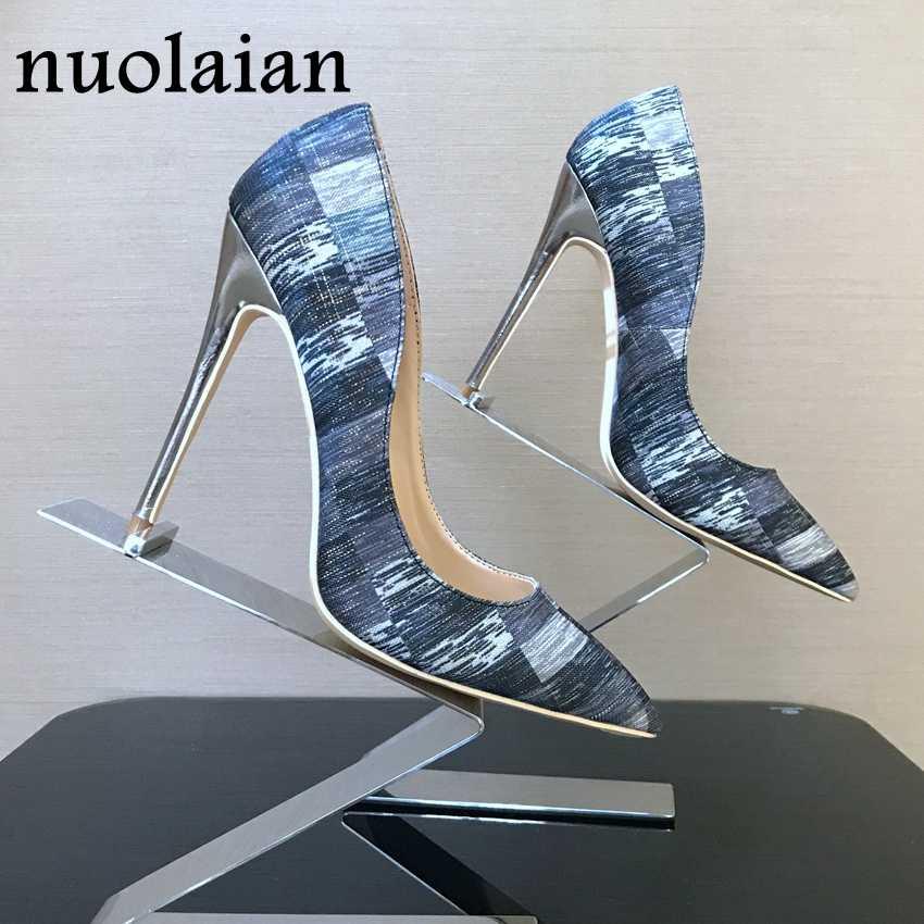 Marka Kadın Sandalet Düğün Parti Yüksek Topuk Pompa Ayakkabı Kadın Çizme Bayan Kama Elbise Ayakkabı Platformu Pompaları Yaz Yüksek Topuklu 8 10 12
