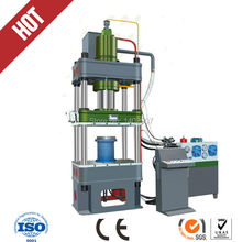Four Columns Hydraulic Press For Solar Tank Cover/Lid/Cap/Solar Water Heater Machinery
