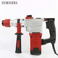 HIMOSKWA 220V 980W 850rpm High power multifunctional percussion drill Impact drill electric tool