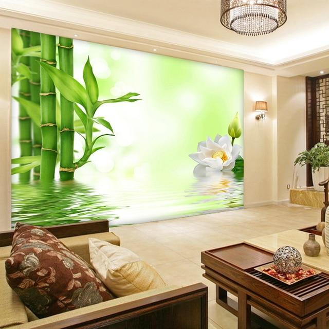 online shop 3d custom fabric wallpaper murals entrance chinese
