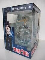 Hot Anime Comic Gray Fullbuster Super Freeze Pijl Ijs Magische Battle Style Fairy Tail Grey 29 CM Beeldje Speelgoed Nieuwe doos