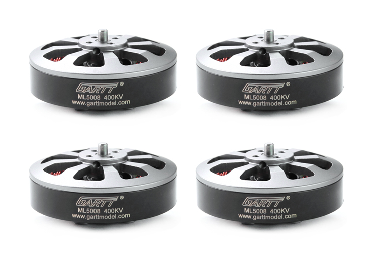4PCS GARTT ML 5008 400KV Brushless Motor For RC Multicopter Hexacopter T960 T810
