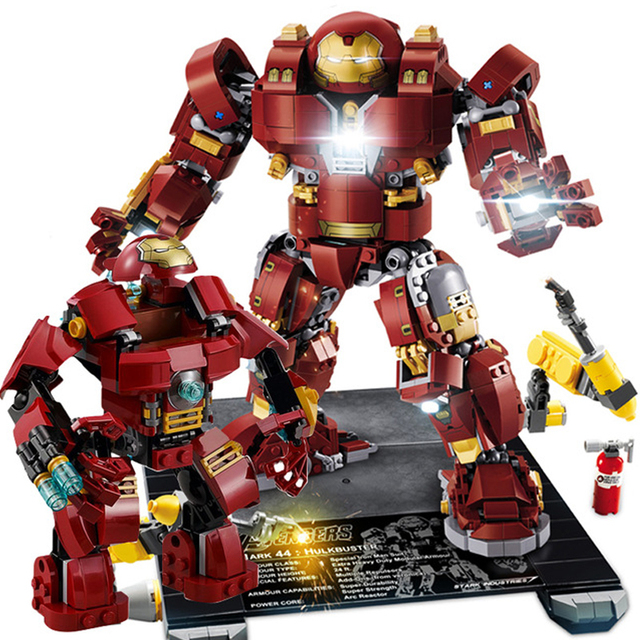 lego hulkbuster ultron edition moc