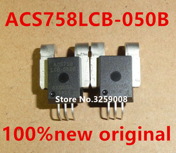 ACS758LCB-050B 100% new imported original 10PCS