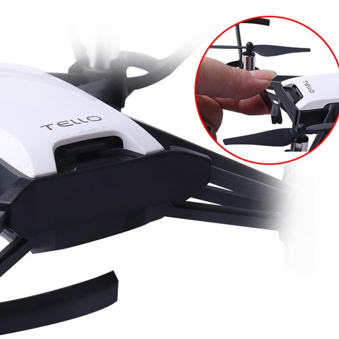 HOBBYINRC Battery Protective Cover Dustproof Plug Drop Proof Buckle for DJI Tello font b Drone b