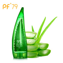 PF79 Russian Delivery 100% Natural Aloe Vera Gel Wrinkle Removal Moisturizing Anti Acne Anti-sensitive Oil-Control Aloe Vera pure and natural moisturizing aloe vera gel