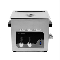 9L Commercial Ultrasonic Cleaner Hardware Ultrasonic Cleaning Machine Industrial Ultrasonic Washing Unit GTSONIC T9