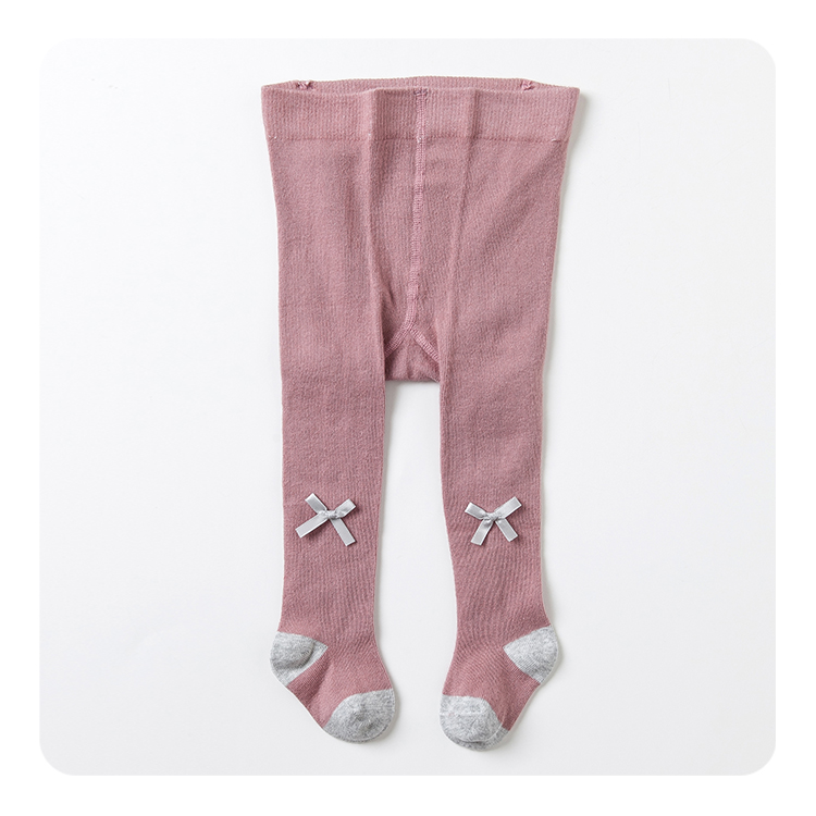 DB200-N dave bella  autumn  baby cute tight  girls pants fashionable tight  10 colors 6