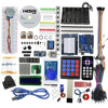 Starter Kit For Arduino Uno R3 Uno R3 Breadboard And Holder Step Motor Servo 1602 LCD