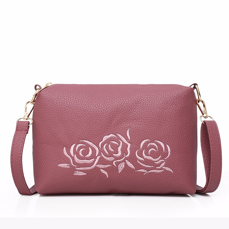 3Pcs Designer Luxury Women Shoulder Casual Tote Messenger Set Handbags