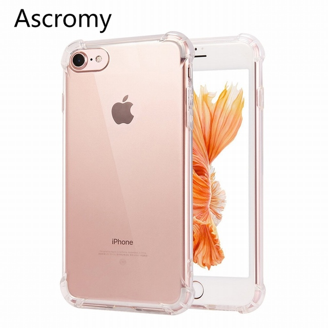 iphone 7 case clear shockproof