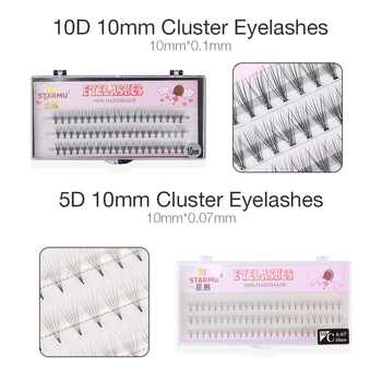 22pcs/Set Eyelash Extension Set Special Grafting Eyelash Set for Beauty Salon No Stimulating Glue Easy Grafting Eyelash Tool
