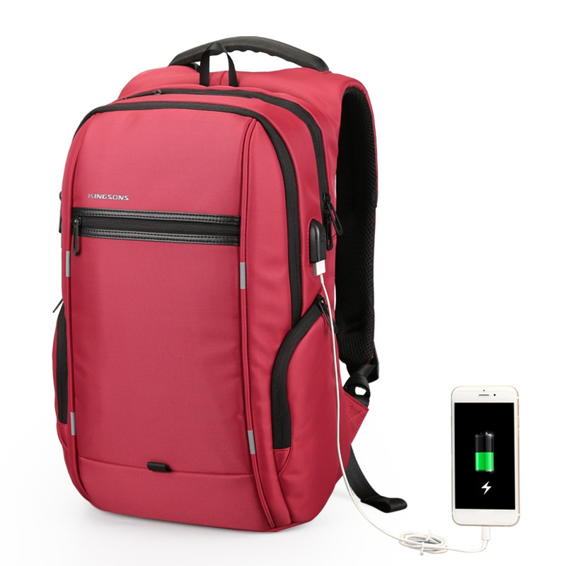 Laptop Backpack Men Women 13/15/17 Inch Rucksack Travel USB Rucksack Business Laptop Bag Backpacks Knapsack Charge Bags for teen men laptop backpack 15 inch rucksack canvas school bag travel backpacks for teenage male notebook bagpack computer knapsack bags