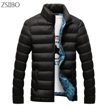 New Winter Men Jackets Coats Casual windbreaker And Quality Thick Slim Outwear Male Clothing Plus Size M-4XL