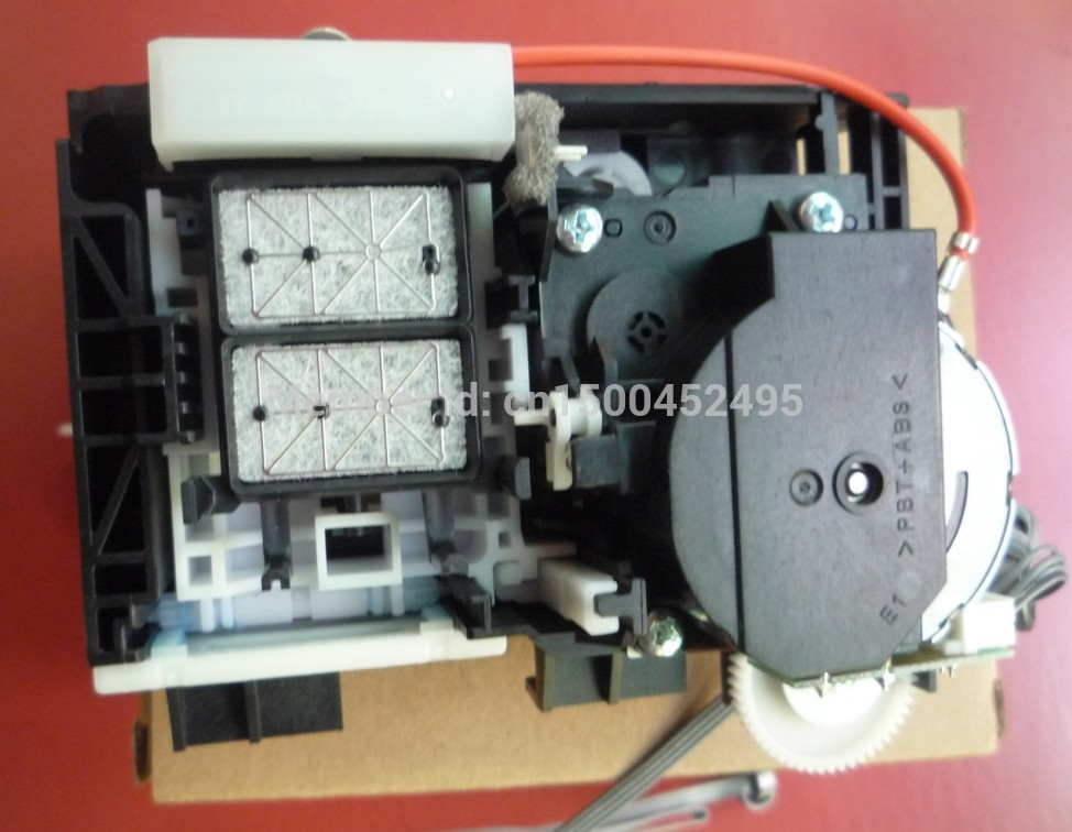 100% original new INK PUMP capping Station for EPSON PRO 3890 3850 3800 3880 3890 CAPPING Station Pump Assembly Unit new and original left ink system assy for epson pro 3890 3850 3800 3880 3890 holder assy ic