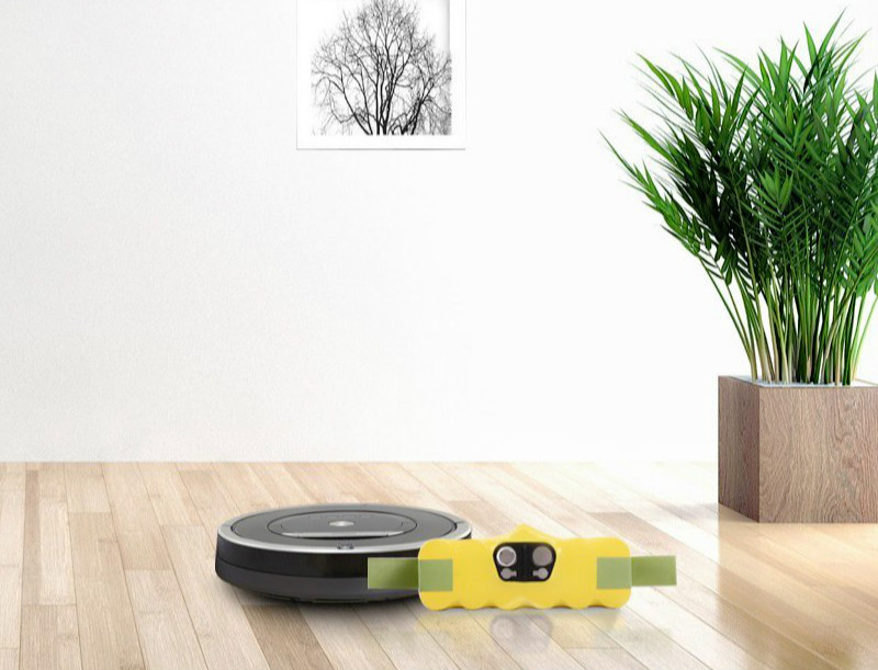 Worldwide delivery irobot roomba 660 battery in NaBaRa Online